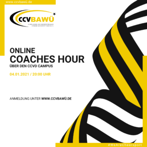 Coaches Hour – 04.01.2021