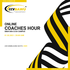 Coaches Hour – 01.02.2021
